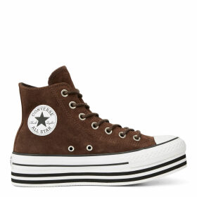 Chuck Taylor All Star Platform Suede High Top