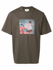 Makavelic 'Eye For Eye' T-shirt - Grey
