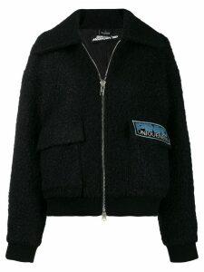 Pinko Uniqueness bomber jacket - Black