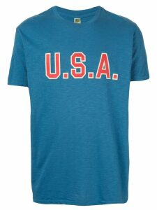 Velva Sheen USA T-shirt - Blue