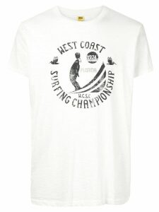 Velva Sheen West Coast T-shirt - White