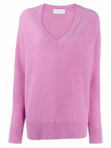 Christian Wijnants Karwat jumper - Pink