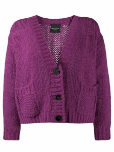 Roberto Collina knitted cardigan - Pink