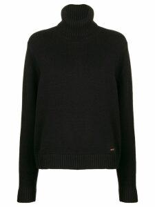 Dsquared2 roll neck sweater - Black
