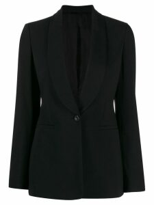 Joseph single-breasted blazer - Black