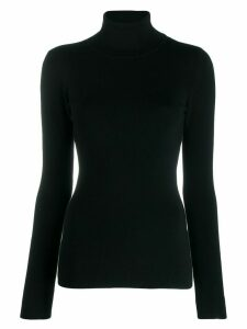 Odeeh turtle neck jumper - Black