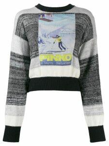 Pinko St Moritz sweater - Grey