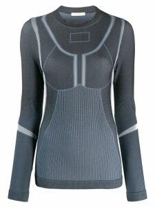 Ssheena long sleeve jumper - Black