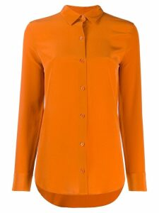 Equipment button-down shirt - ORANGE