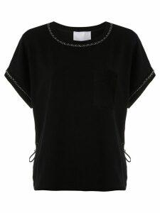 Andrea Bogosian embellished Poços blouse - Black