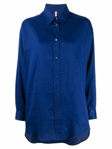 Indress long sleeved shirt - Blue