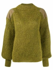 Le Mont St Michel Samuelle sweater - Green