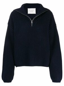 Les Coyotes De Paris Roisin sweater - Blue