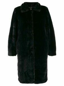 Bellerose oversized coat - Black