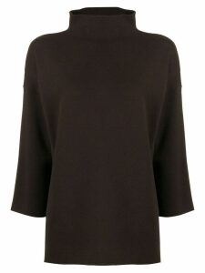Goat Idra jumper - Brown