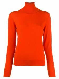 Barrie turtleneck jumper - ORANGE