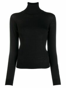 Barrie Turtleneck cashmere pullover - Black
