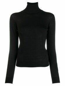 Barrie Turtleneck cashmere pullover - Black