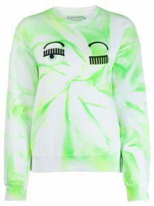 Chiara Ferragni Flirting sweatshirt - Green