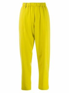 Forte Forte Stella knit slacks - Yellow