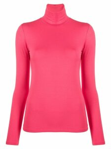 Majestic Filatures Groseille jumper - PINK