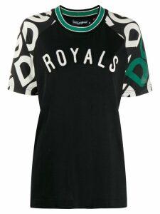 Dolce & Gabbana logo T-shirt - Black