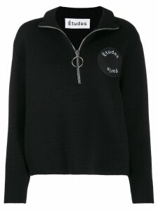 Études Louise jumper - Black