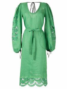 Vita Kin Colombe dress - Green