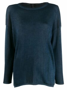 Avant Toi lightweight jumper - Blue
