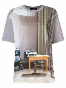 Undercover graphic print T-shirt - Grey