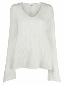 Dondup V-neck jumper - White
