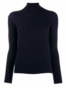 Aragona turtle neck jumper - Blue