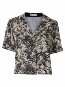 Nk Asas Elle printed shirt - Black