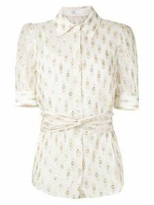 Nk Navajo Daniela silk shirt - White