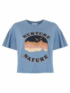 Nk Eco Luana t-shirt - Blue