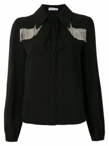 Nk Sal Sarah embellished shirt - Black