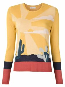 Nk Desert Ivy knitted top - Multicolour