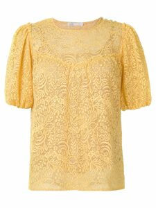 Nk Ariel lace blouse - Yellow
