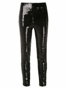 Nk Starlight Trevor sequinned trousers - Black
