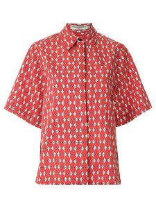 Reinaldo Lourenço short sleeves printed shirt - Multicolour