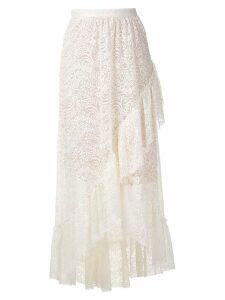 Nk West Abel skirt - White