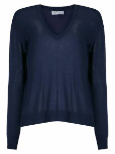 Nk Thais knitted top - Blue