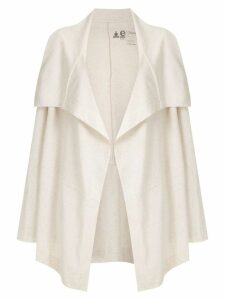 Osklen Yogue hemp cardigan - White