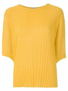Alcaçuz Naila knit blouse - Yellow