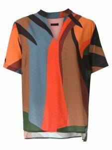 Osklen Tropicolor printed shirt - Multicolour