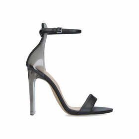 Aldo Aserania - Black Barely There Heeled Sandals