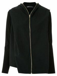 Uma Raquel Davidowicz Detroit zipped hoodie - Black