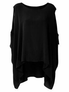 Uma Raquel Davidowicz Camas silk blouse - Black