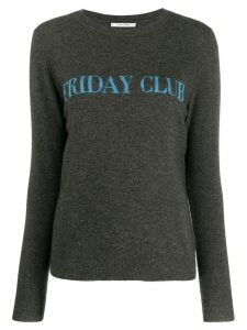 Chinti and Parker slim-fit jumper - Grey