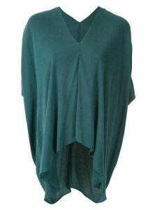 Uma Raquel Davidowicz Chaplin wide blouse - Green